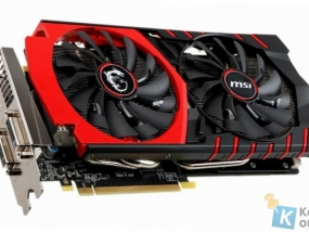 Видеокарта MSI nVidia GeForce GTX 970