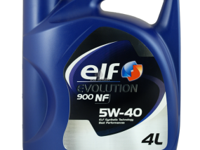 5W40 ELF Evolution 900 NF 4L